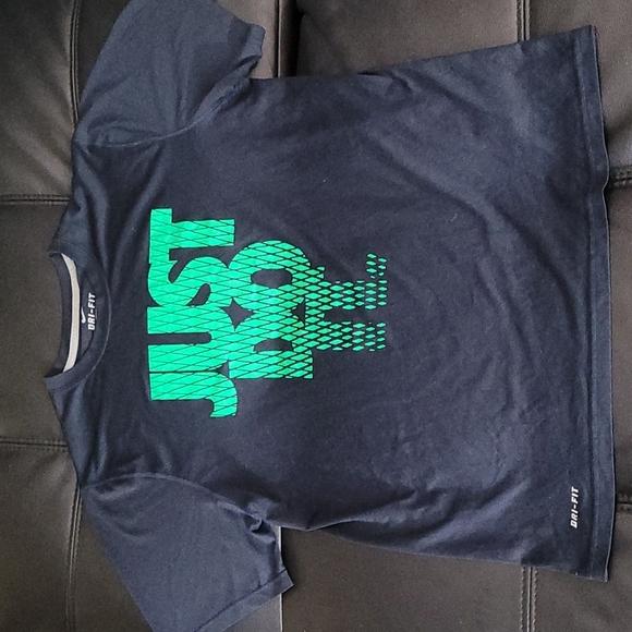 Mens Nike Just Do It Dri Fit T-Shirt